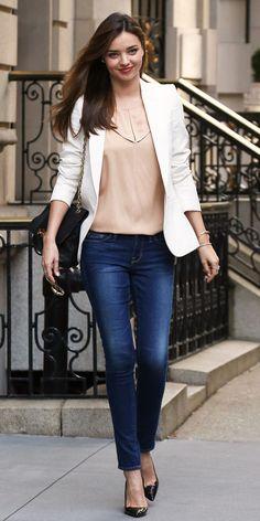 click to shop Miranda Kerr's exact outfit!
