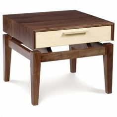 "SoHo Nightstand, Nightstands & Copeland Furniture SoHo Nightstand | YLiving - 20"" W X 20"" D X 17"" H"