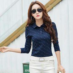5ec4d8fb70 BOBOKATEER Long Sleeve Tshirt Women T Shirt Cotton Tee Shirt Femme Solid  Casual T-shirt