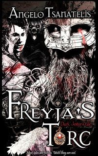 Paradise Regained: Freyja's Torc Kindle Scout campaign