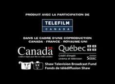 PRODUIT AVEC LA PARTICIPATION DE DANS LE CABRE D'UNE COPRODUCTION CANADA - FRANCE - ROYAUME-UNI Canada, France, Boarding Pass, Kid, United Kingdom, Child, Kids, Early French, Baby