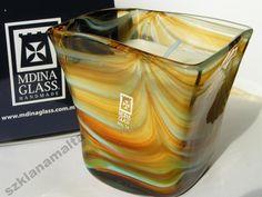 Świeca zapachowa ręcznie wykonana Mdina Glass -22%