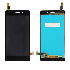 [$18.02] iPartsBuy LCD Screen + Touch Screen Digitizer Assembly Replacement for…