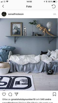 Creative Kids Rooms, Kidsroom, Boy Room, Girls Bedroom, Room Inspiration, Bed Pillows, Decoration, New Homes, Interior Design