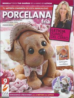 Cold Porcelain Magazine 9 2013 by Leticia Suarez del by AmGiftShoP, $12.99