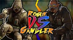 ROGUE VS GAMBLER! - Bo3 TDM | Specialists To The BEST [01] - Black opss 3
