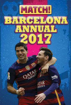 Barcelona FC Annual 2017