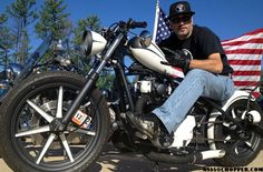 Two Wheel Mafia Custom Cycles -I bought this project off craigslist for $1,500. I was a stock running Yamaha 1980 XS650. Over the next 5 months of weekend, the boys…