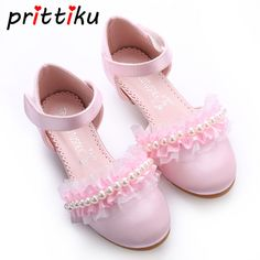 98851f56d46 Find More Leather Shoes Information about Girl Sandals Dress Shoes Pageant  Communion Party Wedding Bridesmaid Dance