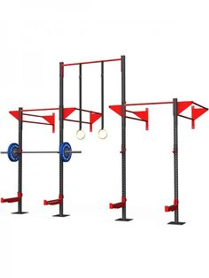 Wall Mounted Rig - Concept 06 - RAW Fitness Equipment