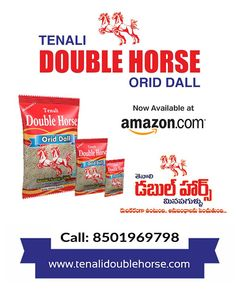 We Maharani/Mahendra Dal Mills with our Brand Name Tenali Double Horse are committed to provide the highest quality products and service to our customers to satisfy their needs and expectations of quality, reliability, and timely delivery. Grain Foods, Brand Names, Delivery, Horses, Cook, Products, Recipes, Horse