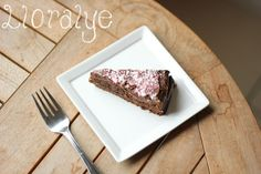 Gluten free chocolate peppermint cake