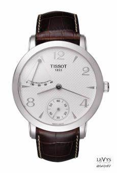 T71_5_461_34- SCULPTURE LINE POWER RESERVE #Tissot #TGold