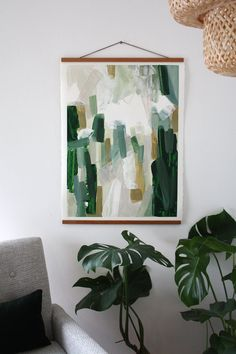 The Farewell Collection - original abstract paintings on paper by Lindsay Gilmore Plant Painting, Painting Frames, Abstract Landscape, Abstract Art, Abstract Paintings, Original Artwork, Original Paintings, Green Wall Decor, Green Paintings