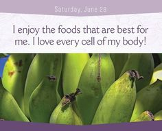 Louise Hay affirmation.
