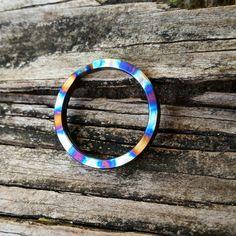 Titanium Split Rings
