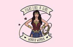 """Feminismo """"Fight Like A Girl"""" """"Lute Como Uma Garota""""  #Respeito #Empatia #Mulher #Mulheres #Unidas #Feminismo #Feministas #Feminina #Luta #Força #União #Emponderamento #Amor #Igualdade  #Respect #Empathy #Woman #Women #United #Together #Feminist #Feminism #Empowerment   #Union #Power #Love #Equality  A game developer Carolina Porfírio (ou Kaol Porfírio) chttps://m.facebook.com/kaolcaradeboi criou uma série de """"...personagens femininas que sabem lutar pelos seus ideais..."""""""