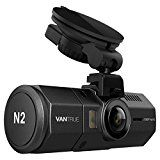 """Vantrue N2 Dual Dash Cam - 1080P FHD HDR Front and Back Wide Angle Dual Lens 1.5"""" LCD In Car Dashboard Camera DVR Video Recorder with G-Sensor Parking Mode & Super Night Visionby VANTRUE182% Sales Rank in Electronics: 354 (was 1000 yesterday)(80)Buy new: $199.99 $169.995 used & new from $149.99 (Visit the Movers & Shakers in Electronics list for authoritative information on this product's current rank.)"""
