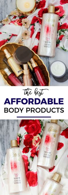 The best affordable body products in gift sets from Caress and Axe + how I'm simplifying my shopping routine thanks to Sam's Club! #BetterTogetherSC sponsored by Mirum | affordable beauty products, body wash, men's cologne, affordable gift ideas, Christmas gift sets | #beauty | beauty blogger Ashley Brooke Nicholas