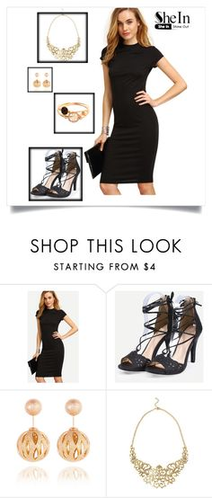 """""""9/3# SheIn"""" by hazreta-jahic ❤ liked on Polyvore featuring vintage"""