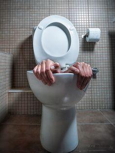 https://flic.kr/p/o6Z7Xa | Choose Life | Choose Life. Choose a job. Choose a career…  (Inspired by Trainspotting movie)  #chooselife #trainspotting #trainspottingmovie #photomanipulation #conceptualphotography #creativephotography #bathroom #toilet