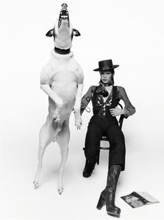 David Bowie Photographs by Terry O'Neill at Ransom Gallery