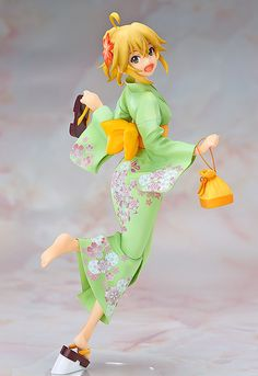 The Idolmaster statuette 1/8 Miki Hoshii Yukata Version FREEing