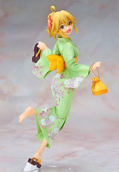 The Idolmaster statuette 1/8 Miki Hoshii Yukata Version FREEing