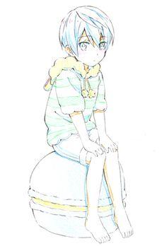 「らくがきログ」/「おまめ」の漫画 [pixiv]
