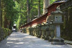 Nikko Toshogu, Tochigi, Japan