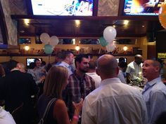 Chevrolet is a proud sponsor of the Miami Dolphins. The South Florida Chevrolet Dealer's Group held a party on April 30 at the Royal Pig Pub in Fort Lauderdale, FL.