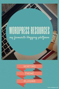 Useful Wordpress Resources - Blogging
