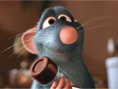 Ratatouille /remy