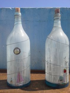 Natural Materials, Light Fixtures, Recycling, Bottle, Wood, Home Decor, Woodwind Instrument, Flask, Timber Wood