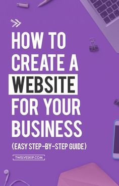 How To Create An Effective Website For Your Small Business If you want to build a successful business, you have to have a website. Every entrepreneur, small business owner or solopreneur should use this easy marketing tool to get more clients! You need Starting A Business, Business Planning, Business Tips, Online Business, Successful Business, Small Business Websites, Small Business Advertising Ideas, Business Software, Business Products