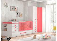 Home Decor: 15 Pink Kids Rooms Furniture Pink Bedroom For Girls, Pink Room, Baby Bedroom, Baby Room Decor, Bedroom Girls, Kids Room Furniture, Bedroom Bed Design, Pink Kids, Home Interior