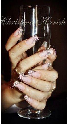 more bling than her diamond ring!!