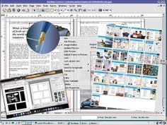 Réaliser des journaux, dépliants, plaquettes, livres et magazines (Impression, Pdf, Epub) gratuitement |  avec Scribus