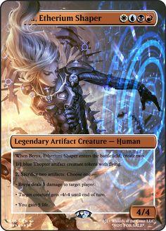 Breya, Etherium Shaper 2