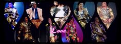 <3 Michael Jackson <3 - one of mine that I made - preset to FB Cover size so feel free to steal :) [if you use it as a FB cover your profile picture will cover the bottom left heart but you can still see his face]