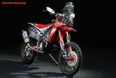 コレは欲しい!ホンダ「CRF250 Rally」がパリダカレーサー・レプリカとして新登場! : ForRide(フォーライド)