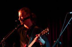 Tomlin Leckie in The Speakeasy at The Voodoo Rooms, Edinburgh 22.11.2013