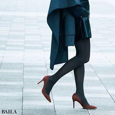 Knee Socks, Fasion, Tights, Mini Skirts, Legs, Boots, Navy Tights, Crotch Boots, Fashion
