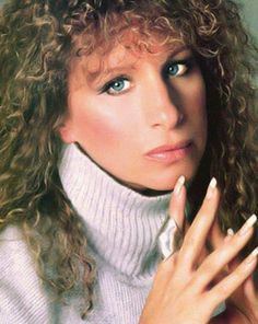 Los años mozos de la cantante y actriz neoyorquina, Barbara Streisand.