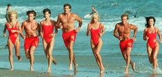 Baywatch didn't become the most-watched show in the world without teaching us a thing or two about life along the way. David Charvet, 90s Tv Shows, Movies And Tv Shows, Dwayne Johnson, Zombie Couple Costume, 90s Costume, Zombie Costumes, Halloween Costumes, Unbelievable Facts