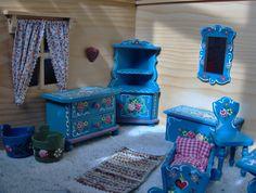 Dora Kuhn - Dolls' Houses Past & Present