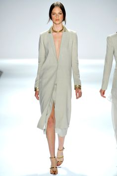 Elie Tahari Spring 2012 Ready-to-Wear Collection Slideshow on Style.com