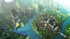 lem-minecraft-castle