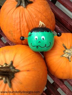 Elmer's Painters pumpkin by @Laura Jayson Jayson Kelly Designs!  #elmers #craftit