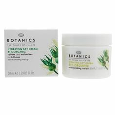 2 EWG rating and great price at just $13 a jar.  Love Boots. Most of their stuff is pretty low.  Buy Boots Botanics Hydrating Day Cream with free shipping on orders over $35, low prices & product reviews   drugstore.com